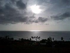 Puerta de sol en Juan Griego, Isla de Margarita, Venezuela.