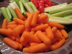 Healthy snack ideas food