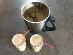 Recipe Old Fashioned Milkshake by letstryit, learn to make this recipe easily in your kitchen machine and discover other Thermomix recipes in Drinks. Coffee Milkshake, Vanilla Milkshake, Strawberry Milkshake, Chocolate Milkshake, Milkshake Recipes, Milkshakes, Cooking Time, Cooking Recipes, Smoothies