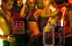 CK One Red For Her da marca Calvin Klein é um perfume sexy, luminoso e energizante. Uma fragrância fresca, viciante, ousada e intensa.