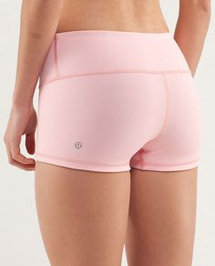 lululemon Boogie Short...so cute, love the color! $42