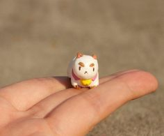 Bee and Puppycat inspired Miniature by PaddywhacksEmporium on Etsy