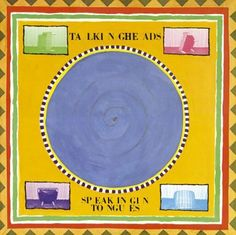 """Talking Heads, """"Speaking in Tongues"""", 1983"""