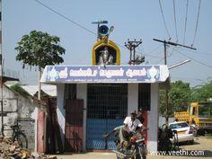 Venkatesa Perumal Temple, Kozhumanivakkam, Mangadu, Chennai