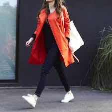Image result for comment porter la couleur orange