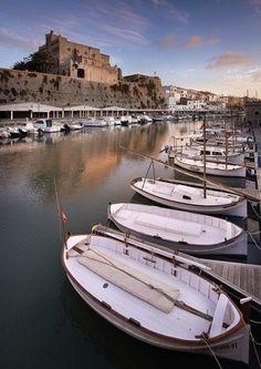 The port of Ciutadella de Menorca, PhotoPills Camp May 2018 by gilesrrocholl Water Photography, Menorca, Great Shots, Beautiful Buildings, World Best Photos, Photo Contest, Hdr, Heaven, Camping