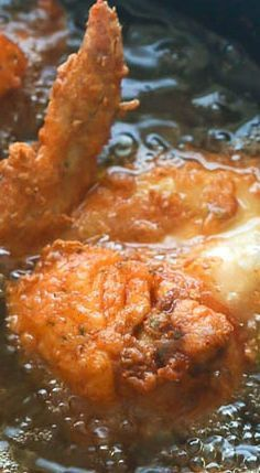 Jamaican Fried Chicken.