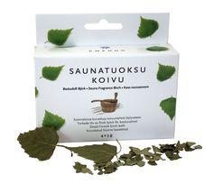 Prepara tu propia esencia de sauna con hojas de abedul Finlandés