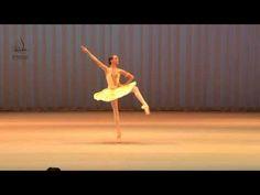 15-year-old Arizona girl wows the ballet world - YouTube
