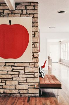 I really want this apple poster!