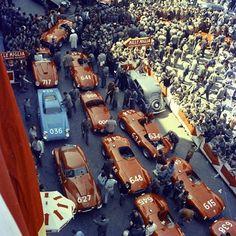 Brescia, Mille Miglia, 1955 • #DriveTastefully