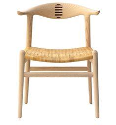 """PP518 """"Bull Chair"""" produced by PP Mobler - Hans J. Wegner"""