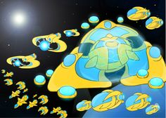Carbot StarCrafts The Elite Troops :Golden Armada by CountryGump