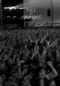 "Paramore in Reading Festival 2014. ""This is Paramore!"