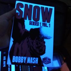 Snow glows under blacklight. Cool. Tonight, I introduced the crowd to Abraham Snow's first adventure, Snow Falls and Rick Ruby's second adventure by me at Books and Beer at Jackalope Jacks in Charlotte, NC. #supportindieauthors   You can find Snow Series 1, Vol. 1 here:  www.amazon.com/dp/1721943390