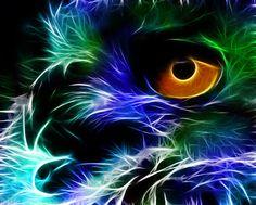 Fractal Owl Colour by minimoo64.deviantart.com