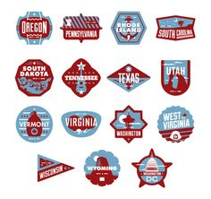 Does your state speak to you?   Chris Rushing: Floor Pass Digital Design and Illustration