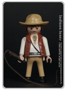 Playmobil Indiana Jones.