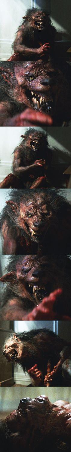Fright Night 1985: Werewolf Sequnce