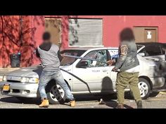 YouTuber Test: Car With Trump Stickers Looted, Destroyed By Black Youth | Video | RealClearPolitics