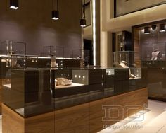 Handmade Commercial Shop Display Jewelry And Watch_Guangzhou Dinggui Display Furniture Design & Manufacturer Wood Furniture, Furniture Design, Wooden Jewelry, Jewellery Display, Free Design, Commercial, Mirror, Boutiques, Counter