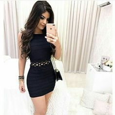 Dress perfeito 💕😍 Aprovado meninas? - Siga @universodasdivasz