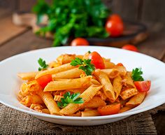 Chicken and pasta are two versatile ingredients that combined, make a variety of delicious, #Veeba_food