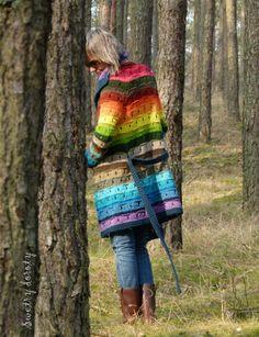 swetry doroty: multikolor