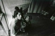 New Pix (CELEB - Jean-Michel Basquiat and Madonna) has been published on Tremendous Pix
