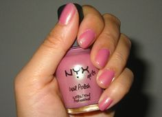 Pink Nail Tips, So Girlie yet Elegant: Cute Pink Nail Tips Hipsterwall ~ hipsterwall.com Uncategorized Inspiration