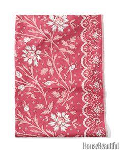 Cotton in Rose. lemanach.com.