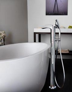 Home Improvement Bathtub Faucets Brass Chrome Silver Floor Stand Bathroom Faucet Rain Handheld Shower Luxury Telephone Bath Mixerr Taps 2019 Official Shower Faucets