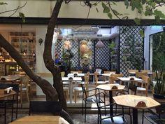 BA cafe in Palermo