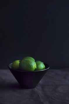 Glowing limes :)
