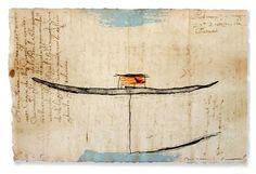 Riera i Aragó - Boat - Fotogravat, aiguatinta al sucre i aiguafort 20 x 30 cm