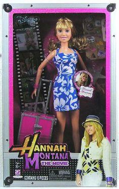 Hannah Montana Movie Line Fashion Doll - Hannah by Jakks. $34.42