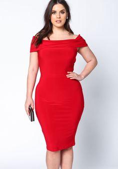 debshops red dress