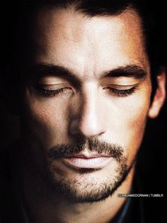 Haunting GIF those eyes - V from BDB series!!!!