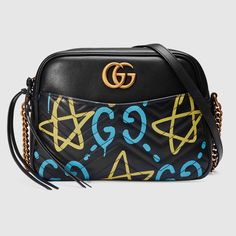 Gucci Women - GucciGhost shoulder bag - 443499DSSAT8438