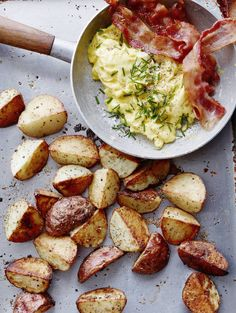 The most perfect Breakfast Potatoes / What's Gaby Cooking