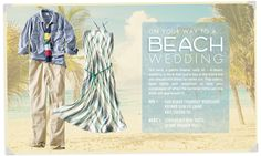 Lands' End CANVAS   Summer Wedding ideas! perfect!