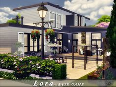 Lora house by Danuta720 at TSR