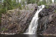 Hepoköngäs - Puolangan helmi. Waterfalls, Helmet, Outdoor, Outdoors, Stunts, Waterfall, Outdoor Games, Helmets, Falling Waters