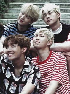 Hyung line of BTS
