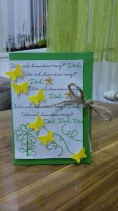 Muttertagskarte Napkins, Tableware, Cards, Dinnerware, Towels, Dinner Napkins, Tablewares, Dishes, Place Settings