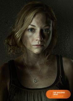 """Emily Kinney es """"Beth Greene"""".  The Walking Dead - Martes 22.00  #TWD3ENFOX  Mira contenido exclusivo en www.foxplay.com"""