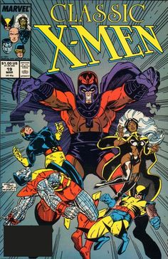 Classic X-Men #19 Art Adams & Terry Austin