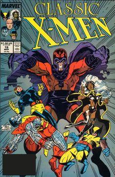Classic X-Men #19 Art Adams & Terry Austin