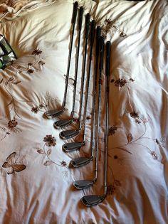 Callaway Golf, Irons, Devil, Iron