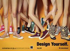 CONVERSE 2012 WINTER | WORKS | デキスギ D.K.S.G. #converse #chucktaylor #sneaker #kicks #direction #design #shooting #advertisement #print #magazine #catalogue #web #campaign #dekisugi
